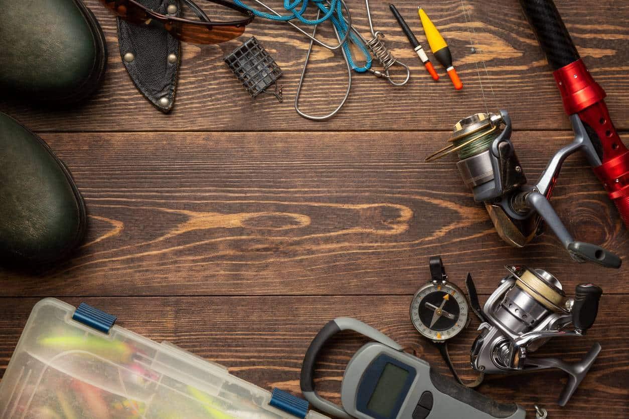 pêche accessoires